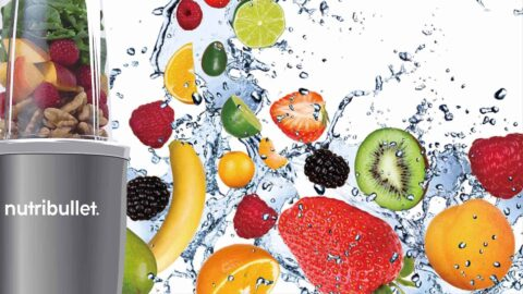 Create Your Own NutriBullet Smoothie Recipes