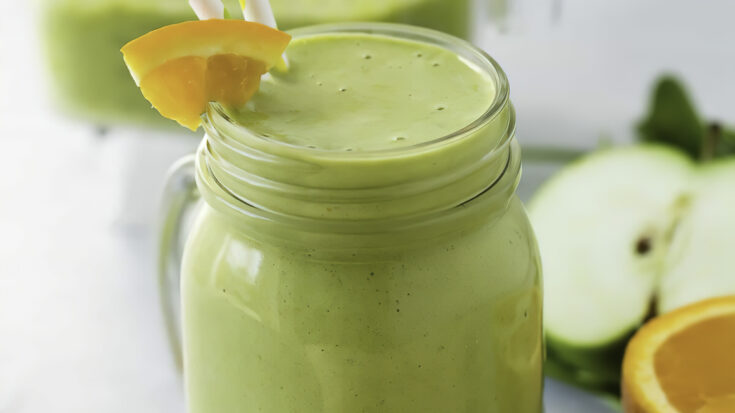 Tropical Turmeric Cleanser Smoothie