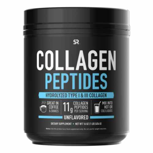 Collagen Peptides Powder by Sports Research